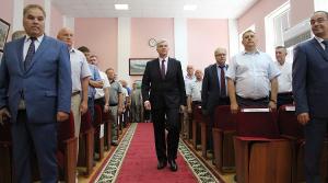 Николай Артющенко стал главой Усть-Лабинского района Краснодарского края