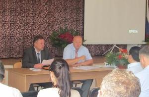 НССиС провел расширенное заседание