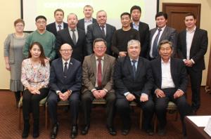 Монголия заинтересована в курганских семенах