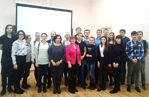 Студенты Курганской ГСХА встретились с селекционерами