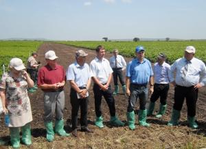 Семинар по картофелеводству в Приморском НИИСХ