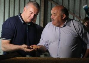 Засухоустойчивые зерновые из Крыма