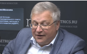 Юрий Крупнов о возрождении льняной отрасли