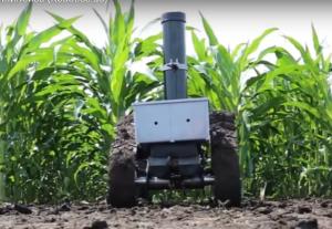 Робот облегчит рутину фенотипирования