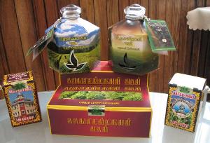 Самый северный сорт чая