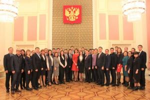 Российскому союзу сельской молодежи – 10 лет!