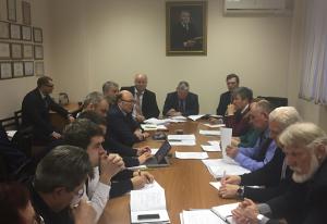 Заседание Совета НССиС