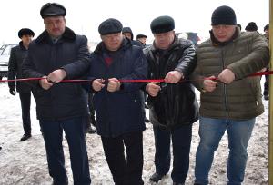 В Татарстане открыли завод по переработке рапса