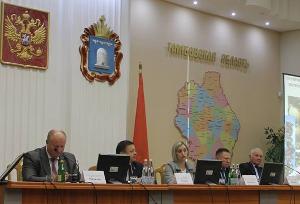 НССиС в Липецкой и Тамбовской областях