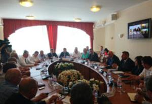 Совещание в Краснодарском крае