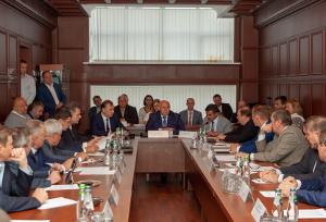Заседание Координационного совета в ВИМ