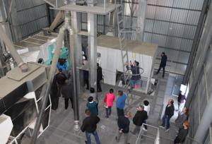 Семенной комплекс открыли в Республике Алтай