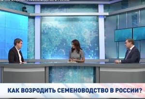 Как возродить семеноводство в России?