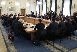 Михаил Мишустин обещал поддержать Курганскую ГСХА