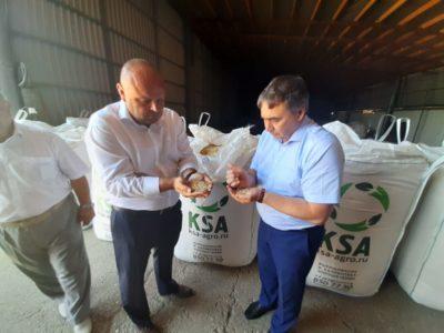 Обсуждение вопросов семеноводства в Крыму