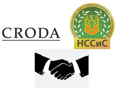Встреча с ООО «Крода Рус»