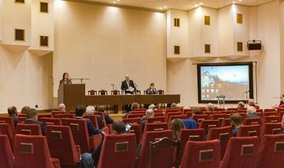 Заседание бюро Отделения сельскохозяйственных наук