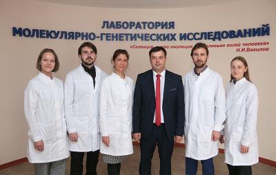 Селекционный центр Омского АНЦ