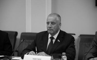 Выступление Сергея Митина на заседании