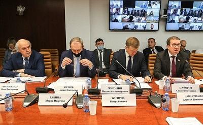 НССиС приняло участие в заседании Комитета