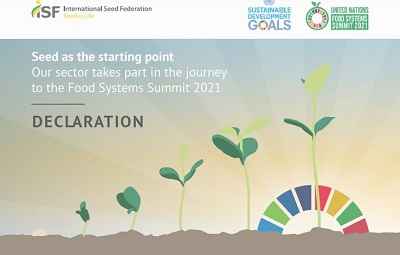 Международная декларация в поддержку семеноводства
