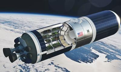 Растениеводство в космосе