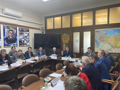 Заседание рабочей группы по законопроекту «О семеноводстве»