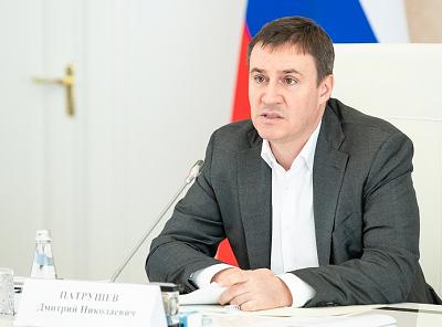 Выступление Д. Патрушева в СФ