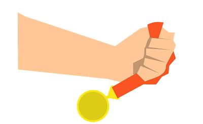 Золотая медаль за селекционную работу